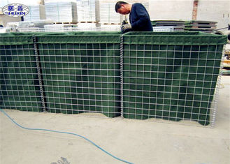China Galvanized Steel Military Sand Filled Walls Sall Mil 1 Environmental Bastion supplier