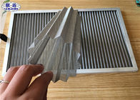 China Wrinkled Dust Filter Mesh , Stainless Steel Dust Collector Air Filter factory