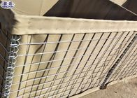 Good Quality Wire Mesh Pallet Cages & Army Defensive and Protection Military Hesco Barriers Galvanized Coated on sale