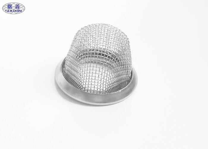 Fine Mesh Stainless Steel Wire Mesh Baskets 14.8mm Tobacco Smoking Bowl