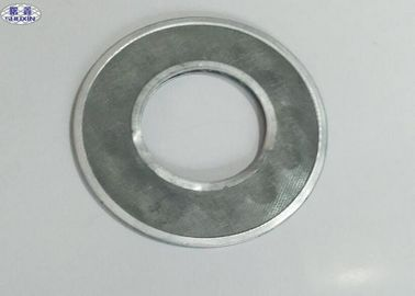 Round Oval Sintered Metal Disc High Filtration Corrosion Resistant 20-635 Mesh