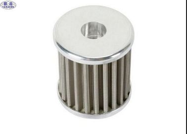 Enduro Fuel Motorcycle Oil Filter 5-3900μM Filtration Precision For KTM EXC XCF